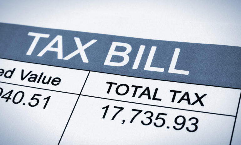 Are You Worried About How You Are Going To Pay Your Tax Bill And VAT?